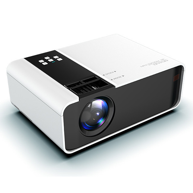 W10 HD Mini Projector 3500 Lumens 720P Support 1080P LED Android WiFi Projector Video Home Cinema HDMI VGA AV Movie Game