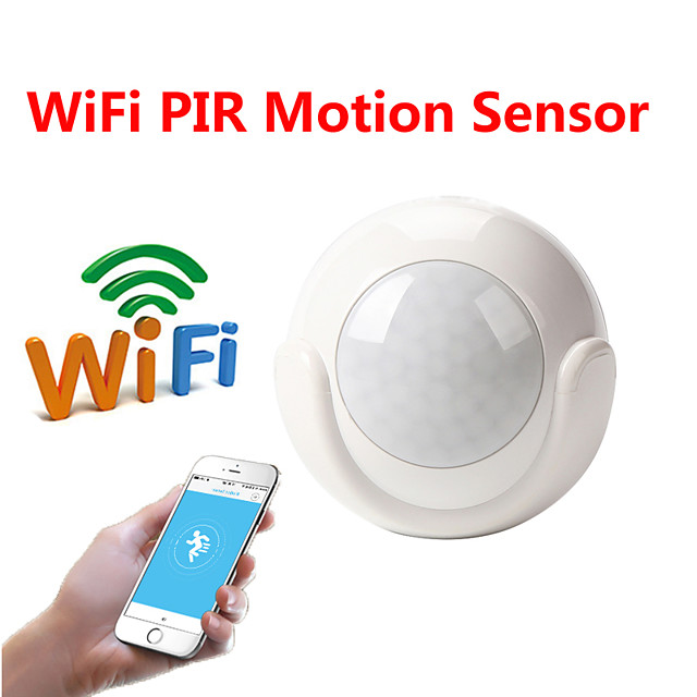 PD01 Home Alarm Systems WIFI iOS / Android Platform WIFI for Home / Indoor