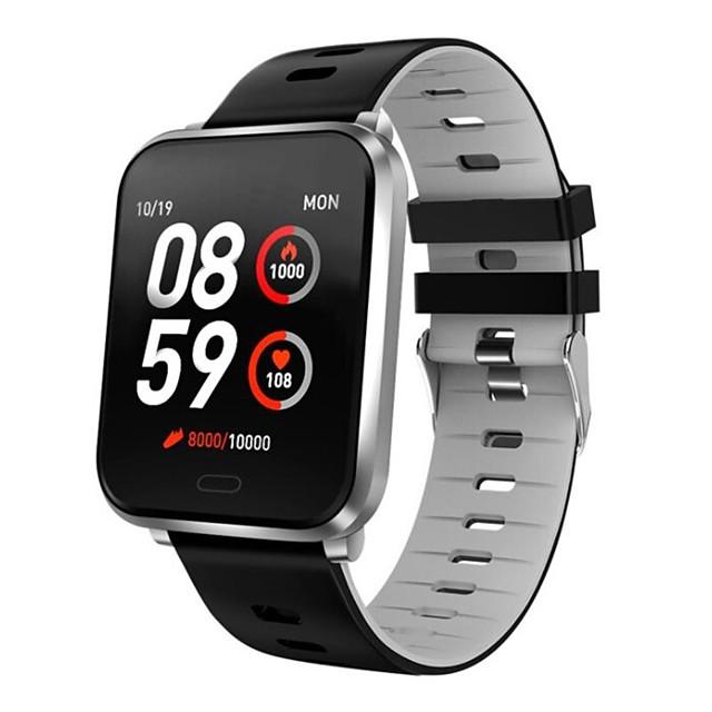 K10plus 1.3 Inch Large Screen Smart Watch Heart Rate Blood Pressure Monitoring Ip68 Waterproof