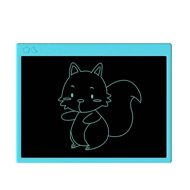 HowShow 16 inch LCD Writing Drawing Board Electronic Handwriting Board Drawing Table Ultra-thin Portable Drawing
