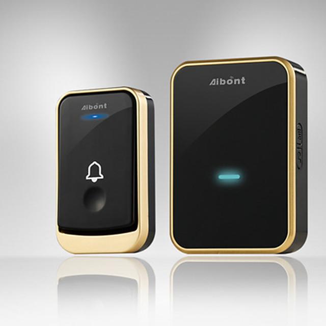 Smart Wireless Doorbell 45 Songs Ringtones 200m Transmission Music DoorBell