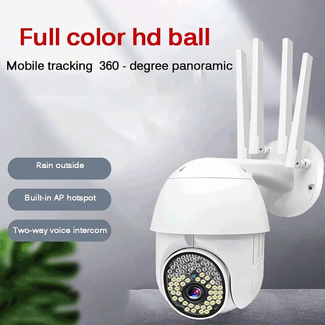 V79 Wireless Camera 1080P-UK Standard Camera Wireless Wifi Cam Indoor For Home Security SurveillanceFor Dropshipping