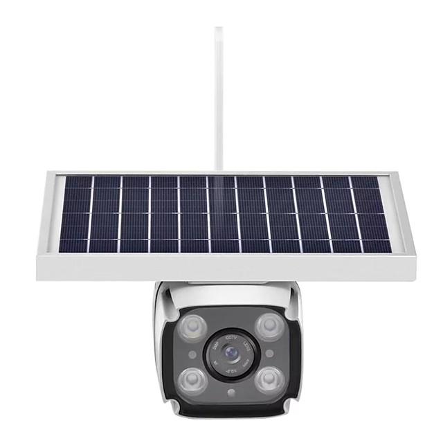 VS-YN88-PLUS Wireless Solar IP Camera 1080P Camera IR Night Solar Powered CCTV Surveillance Cam
