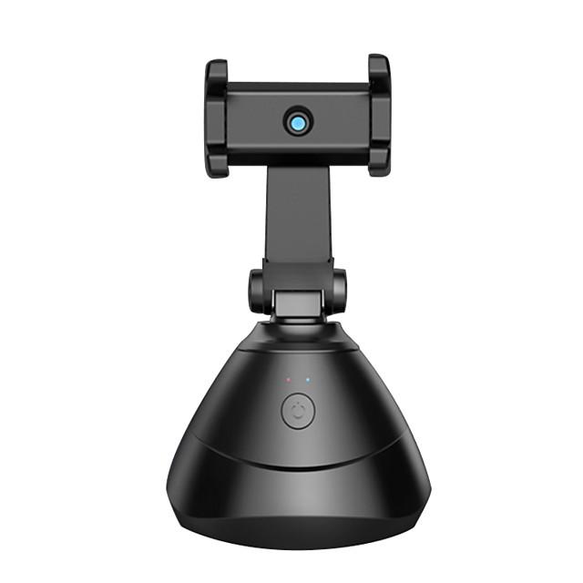 Desk / Outdoor Mount Stand Holder Adjustable Stand / 360° Rotation Adjustable / 360°Rotation Silicone / ABS Holder