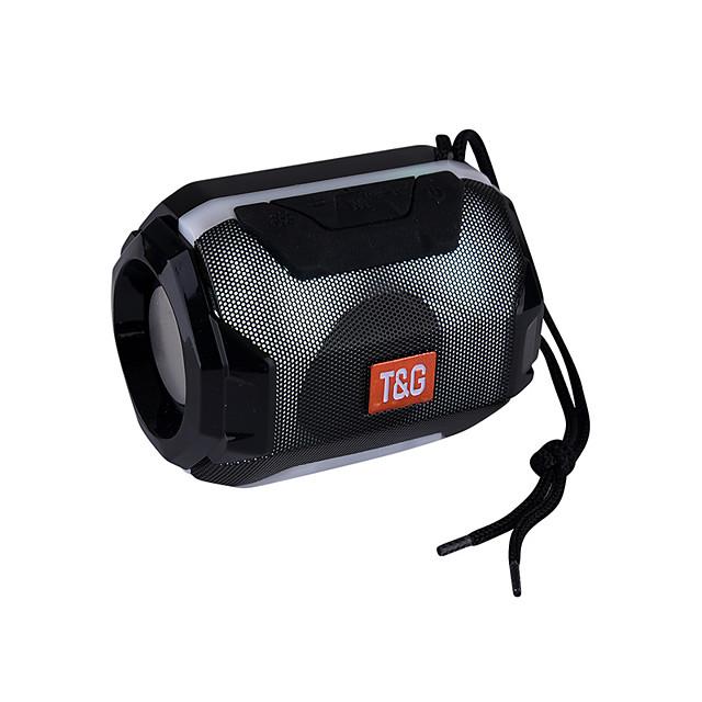 Portable Ultra Bass Subwoofer Sound Bluetooth Speaker LED MINI Wireless Speaker Stereo Outdoor Music Audio Speaker Support TF FM
