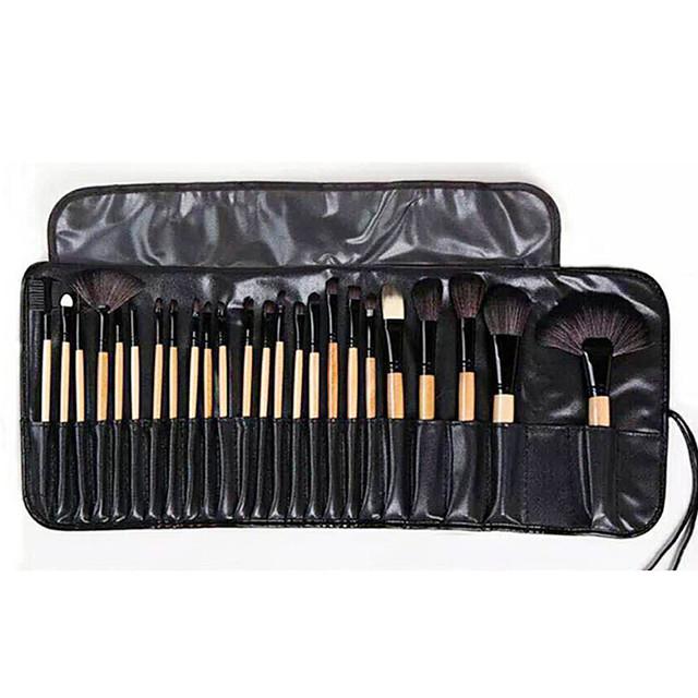 24 Pcs Makeup Brushes Set Cosmetic