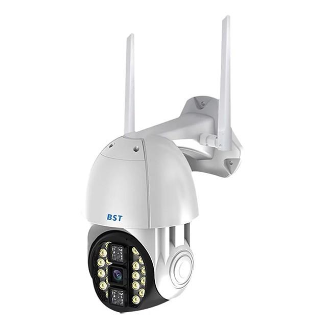 1080P PTZ IP Camera Wifi Outdoor Dome Wireless Wifi Security Camera Network CCTV Surveillance
