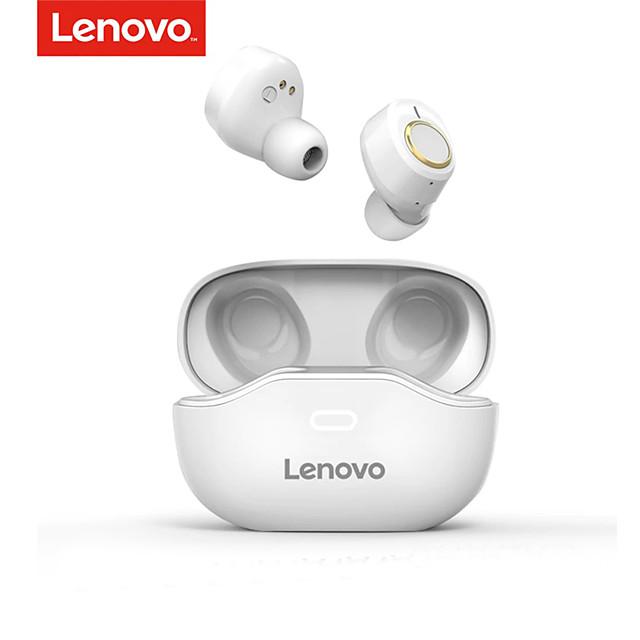 Lenovo X18 TWS Earphone Wireless Bluetooth 5.0 Super Light Earplug Long battery Touch Keys Headset Sweatproof Sports Earbuds