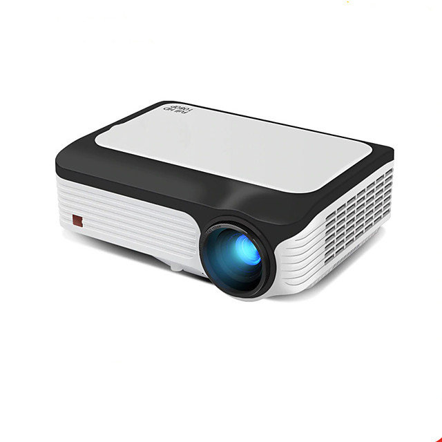 Full HD 1080P Home Theater Game Movie Portable LED Mini Projector for 3D 4K Cinema