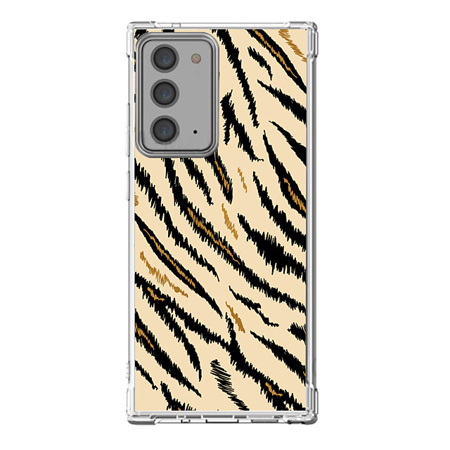 Leopard Print Case For Samsung Galaxy S21 Galaxy S21 Plus Galaxy S21 Ultra Unique Design Protective Case Shockproof Back Cover TPU