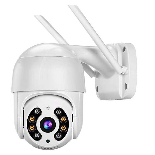 Mini PTZ HD 1080P Wireless WiFi IP Security Camera Outdoor Waterproof ptz Camera