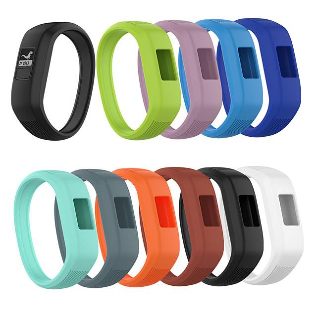 Watch Band for Vivofit 3 / Garmin Vivofit jr / Garmin Vivofit JR2 Garmin Sport Band Silicone Wrist Strap