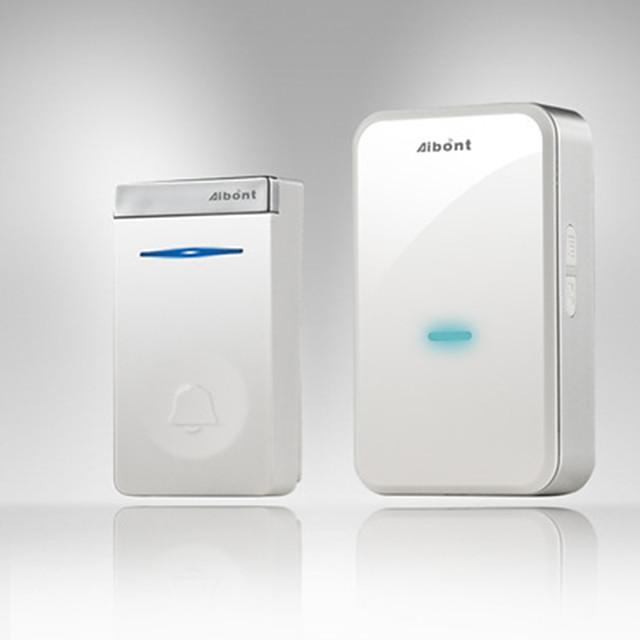 N192-WW Wireless One to One Doorbell Hands-free / Music / Ding dong Waterproof / Intercom Indoor / Outdoor / Kitchen