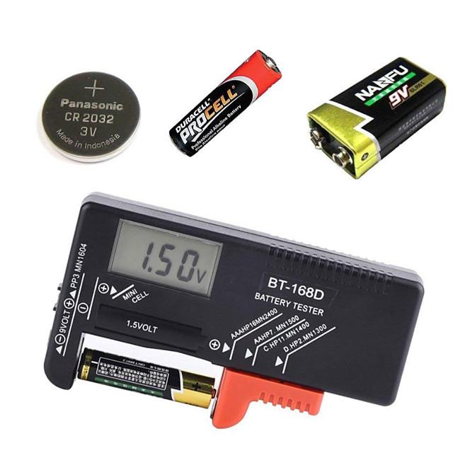 Digital display battery tester pointer battery tester