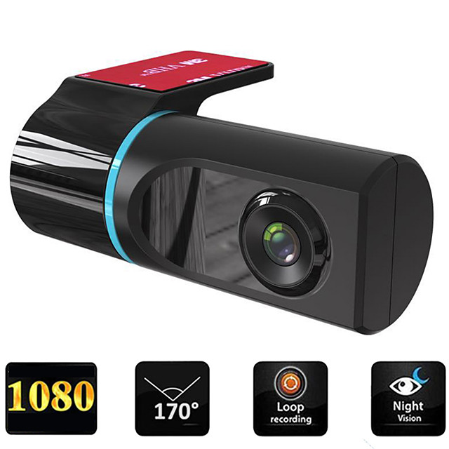 1080P ADAS Dash Cam Car DVR Camera Recorder Dash Camera Recorder For Android Car Radio USB Support TF Card Motion Detection