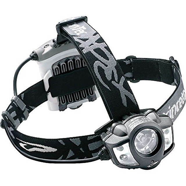princeton tec apex headlamp black one size