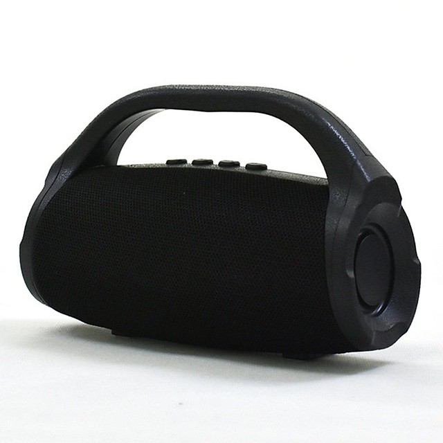 BS118 Bluetooth Speaker Waterproof 3D Surround Wireless Loudspeaker For SmartPhone Simple And Fashion
