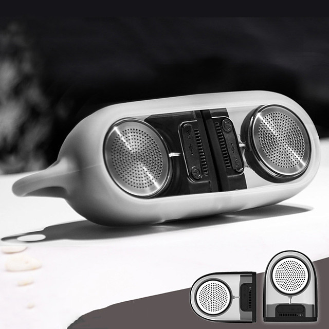 Remax RB-M22 Bluetooth Lautsprecher 3D Stereo Tragbarer Drahtlose Magnetische Lautsprecher DE 3W Bluetooth 4.2 1PCS