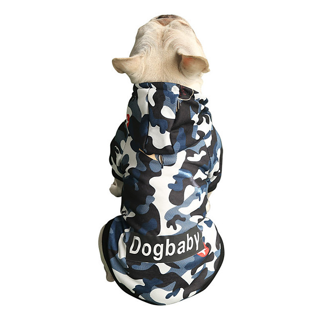 fleece lined warm dog jacket windproof camouflage dog vest winter coat dog apparel for cold weather dog jacket for small medium large dogs (xxxl(chest 33.07'',back 24.8''))