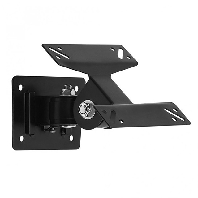 Universal Z1 10KG Adjustable TV Wall Mount Bracket Support 180 Degrees Rotation for 14 - 27 Inch LCD LED Flat Panel TV