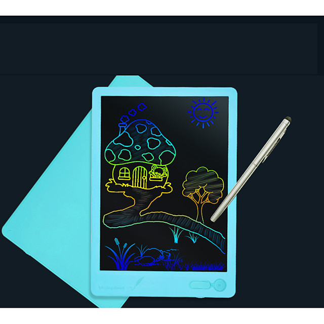 PG101T Cute Education Drawing Toys 10 Inch LCD Writing Tablet Multi Color Drawing Board Portable Electronic Handwriting Pads