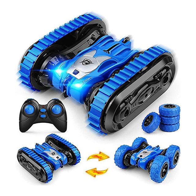 RC Car 2.4G Buggy (Off-road) / Monster Truck Titanfoot / Stunt Car 1:24 Rechargeable / 360° Rotation / Remote Control / RC