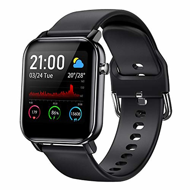smart watch, fitness tracker with 1.4