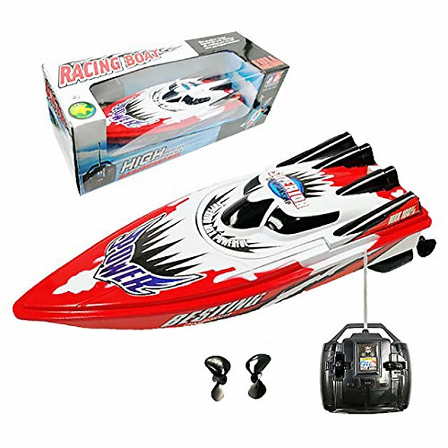 remote control boat 4 function jet ski speed rc fast boat for pool and lakes