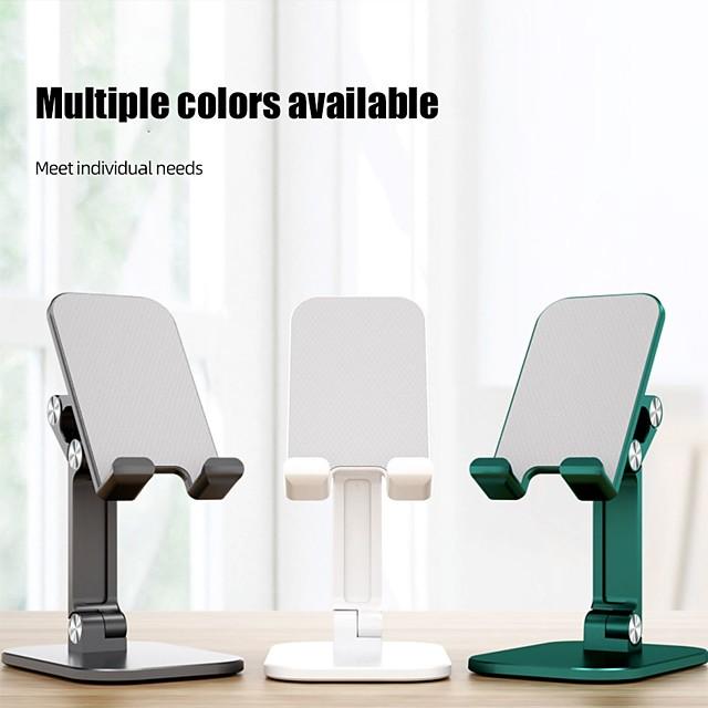 Holder Bed / Desk Mount Stand Holder Adjustable Stand Adjustable Stand Aluminum Alloy