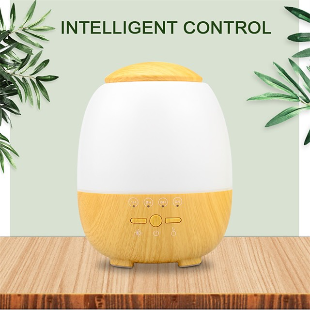 Colorful Humidifier Sterilization Disinfection Humidifier Large Mist Aromatherapy Humidifier Portable