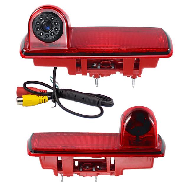 170 Degree Rear View Camera Applicable To Brake Light Camera Of Opel Vivaro / Renault Traficga Opel