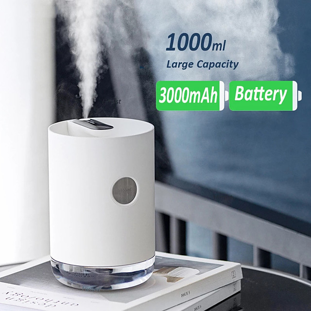 LITBest Humidifier 211 PP White