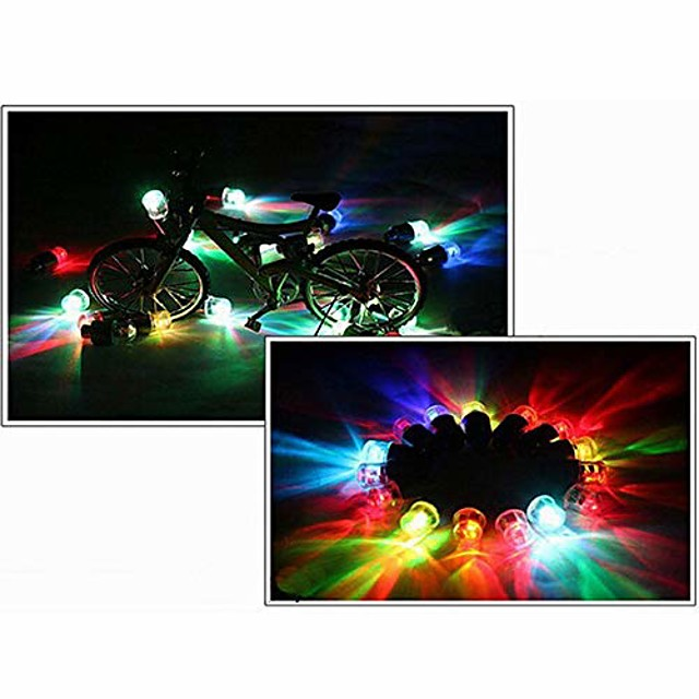 2 pcs alloy neon led lamp flash tyre wheel valve cap light motion activated neon multifuction skull shape cap led safety light bicycle wheel lights