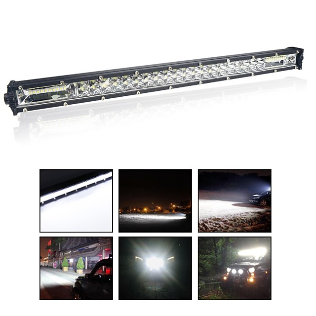 Car LED Working Lights Light Bulbs 14400 lm SMD 3030 180 W 60 For universal All years 1pcs