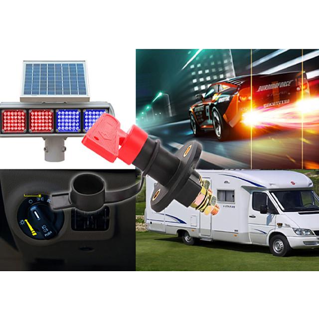 Auto Power Main Switch Anti Leakage Rotary Double Pole Power Off Switch Battery Battery Switch power switch