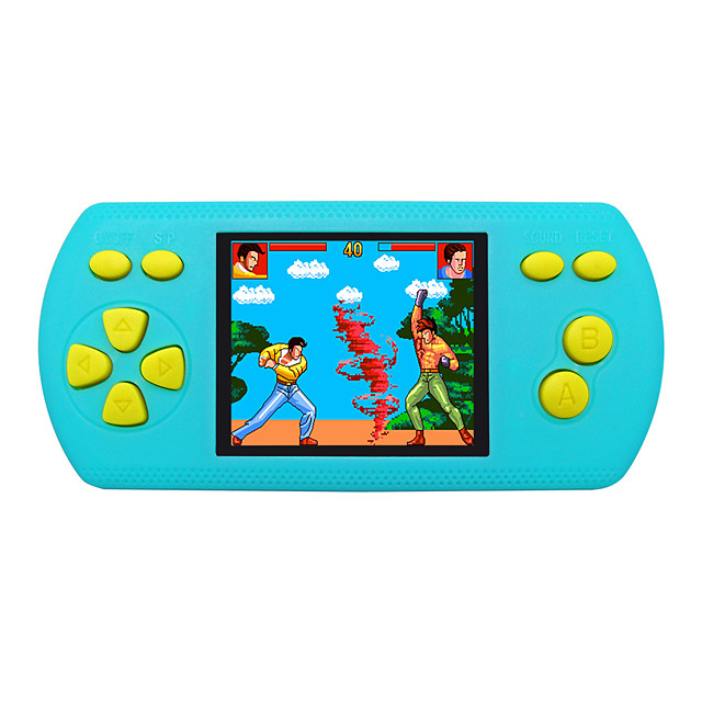 200 Games in 1 Handheld Game Player Game Console Rechargeable Mini Handheld Pocket Portable Support TV Output Classic Theme Retro Video Games with 2.2 inch Screen Kid's Adults' Men and Women 1 pcs Toy