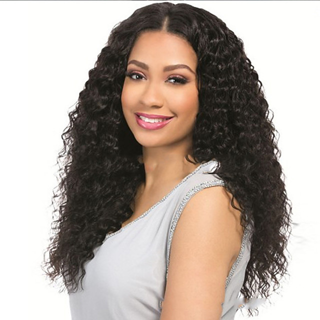 Black Everyday European and American Wigs Africa Small Curly Hair Long Curly Hair Twisted Chemical Fiber Wig Set