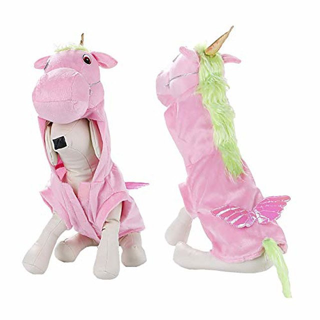 halloween pet costumes small dogs soft fleece hoodie onesie for small dog clothes jacket coat casual indoor