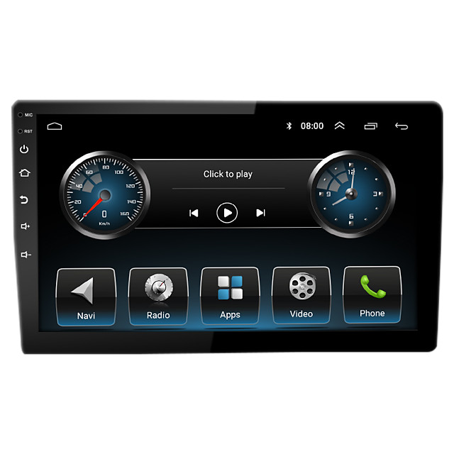 MP5 Player Multimedia Video Player 9Inch 2Din Car Radio Multimedia GPS Navigation MP5 Player All In One WIFI Bluetooth Fit for Android 2 32G 16G 32G