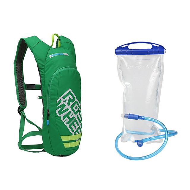 2.5 L แพ็คสำหรับการขาดน้ำและถุงน้ำ การขี่จักรยาน รวมทั้งน้ำกระเพาะปัสสาวะ กระเป๋าจักรยาน ไนลอน กระเป๋าจักรยาน กระเป๋าไซเคิล ออกกำลังกายกลางแจ้ง