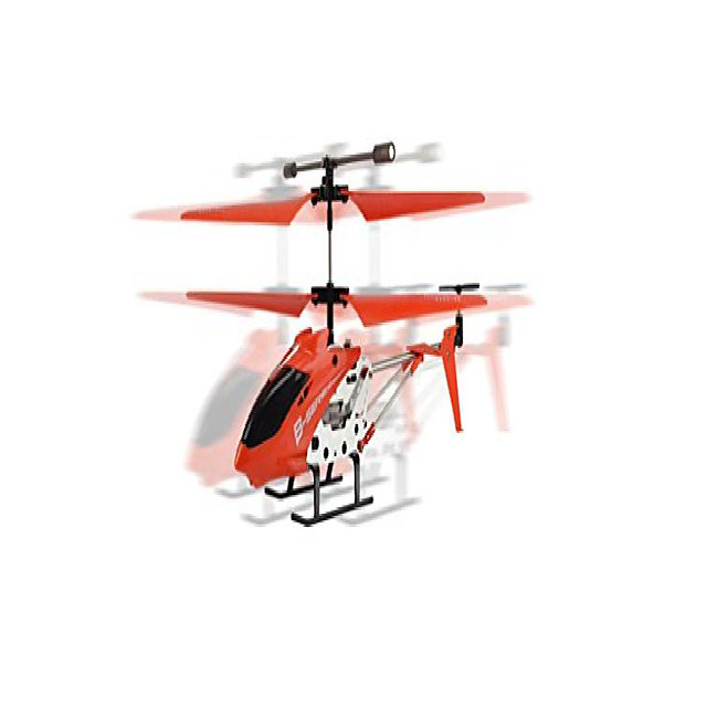 induction 3.5-channel remote control helicopter shatterproof light alloy
