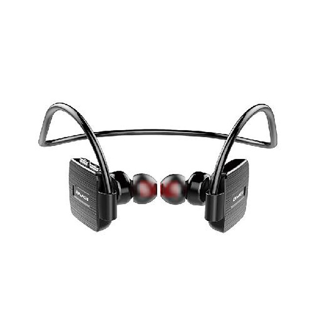 AWEI A848BL Neckband Headphone Bluetooth4.1 Stereo for Sport Fitness