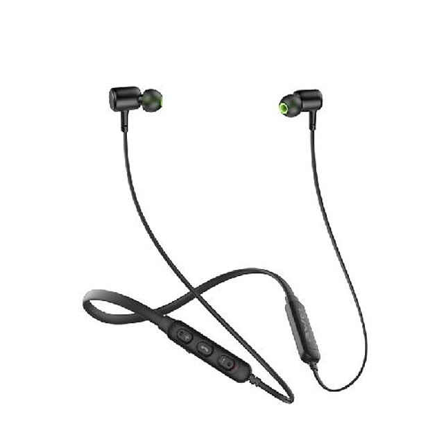 AWEI G30BL Neckband Headphone Bluetooth4.1 with Volume Control for Sport Fitness