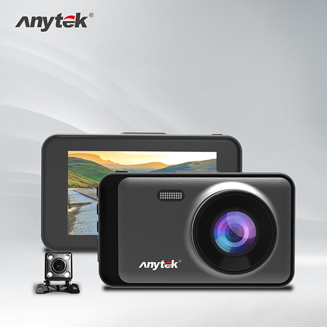 Anytek X31 1080p Boot automatic recording Car DVR 140 Degree Wide Angle Dash Cam with Car Recorder