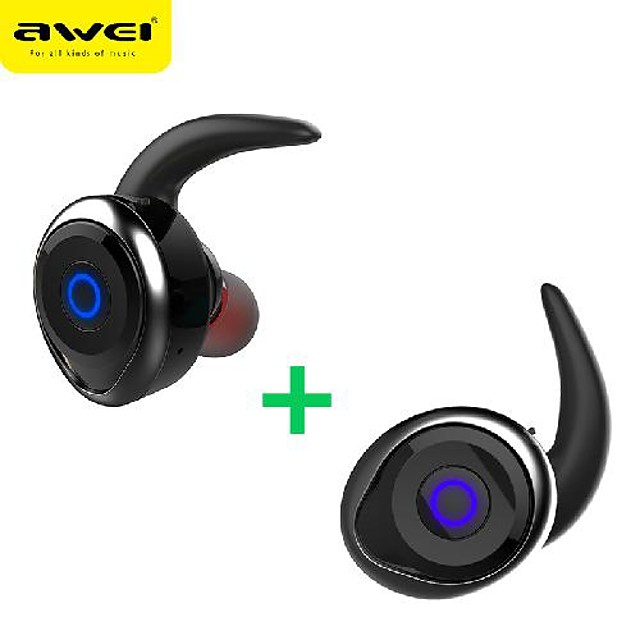 t1 wireless earbuds tws headphones bluetooth 4.2 waterproof ipx4 for sport fitness
