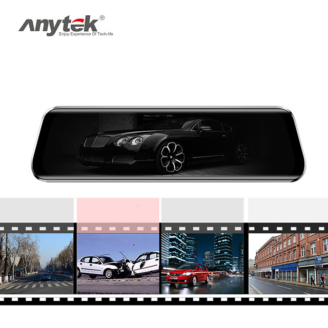 Anytek T900+ 1080p Boot automatic recording Car DVR 170 Degree Wide Angle Dash Cam with WIFI / Video + photo Car Recorder