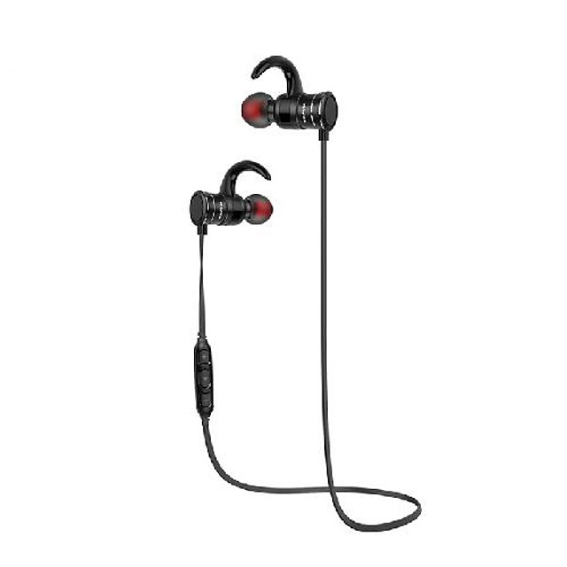 AWEI AK5 Neckband Headphone Bluetooth4.1 Stereo for Sport Fitness