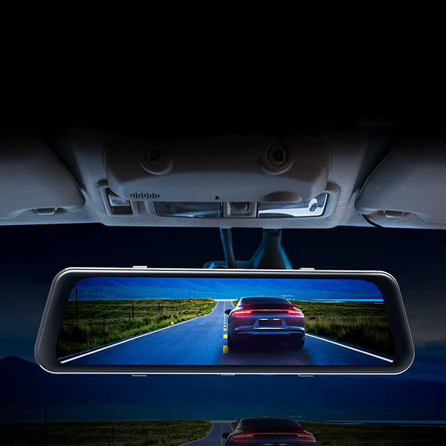 Anytek A26 1440P Spuštění automatického nahrávání Auto DVR 140 stupňů Široký úhel IPS Dash Cam s Video + fotka Záznamník vozu