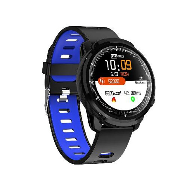 WAZA S10 Men Women Smartwatch Android iOS Bluetooth Waterproof Heart Rate Monitor Sports Smart Stopwatch Pedometer Activity Tracker