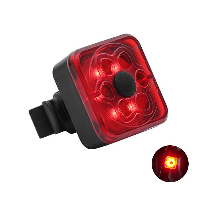 LED Bike Light Waterproof LED Light Bulbs Safety Light Bicycle Cycling Waterproof Professional USB Charging Output Dust Proof Li-ion 400 lm Red Cycling / Bike / 360° Rotation